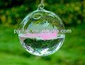 nouveau design crystal clear 2013 boule de verre suspendue terrarium vase pot de fleur