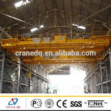 QD Model Overhead Crane Steel Ladle for Casting 20Ton