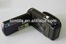 "Digital still camera 16MP 2.7"" LCD 8X digital zoom anti-shake DC camera (HDV-601PX)"
