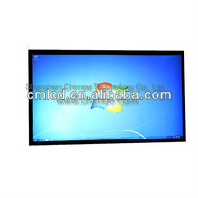 42'' LED Panel Top Rated Intel I3 Processor Dual Core Wall Mounting Desktop Computer built in Mini PC