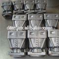 Hierro producto, Oem y modificado para requisitos particulares de fundición de piezas de hierro, Hierro fundido ggg50 / fcd500 / fcd550