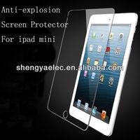 tpu shock absorption Screen Protector for ipad 6