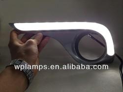 LED Daytime Running Light 2012 Toyota Highlander