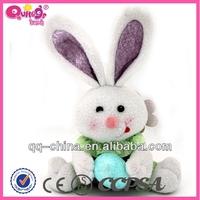 Fabric bunny /2014 Easter gift