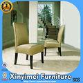 Nuevo imitado silla de madera woodlook apilable silla del banquete xym-h14