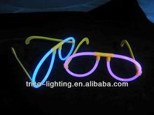 Heart Glow Glasses for Holiday Light glasses