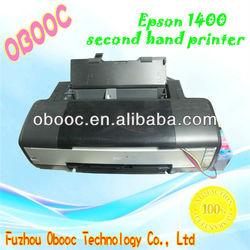 Bulk Stock A3 Second-hand Desktop 1400 Inkjet Printer With CISS