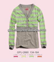 Glo-story china cheap cotton long sleeve tshirt