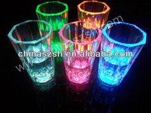 Popular bar LED Flashing Angle Glasses shenzhen factory for Christmas/Halloween