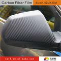 3D Sticker fibra de carbono tecido à prova d ' água Kevlar tecido / tecido de fibra de carbono preço