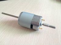 12v DC Motor for fan motor/18 inch Rechargeable standing fan(RX-RS-755SM-28116)