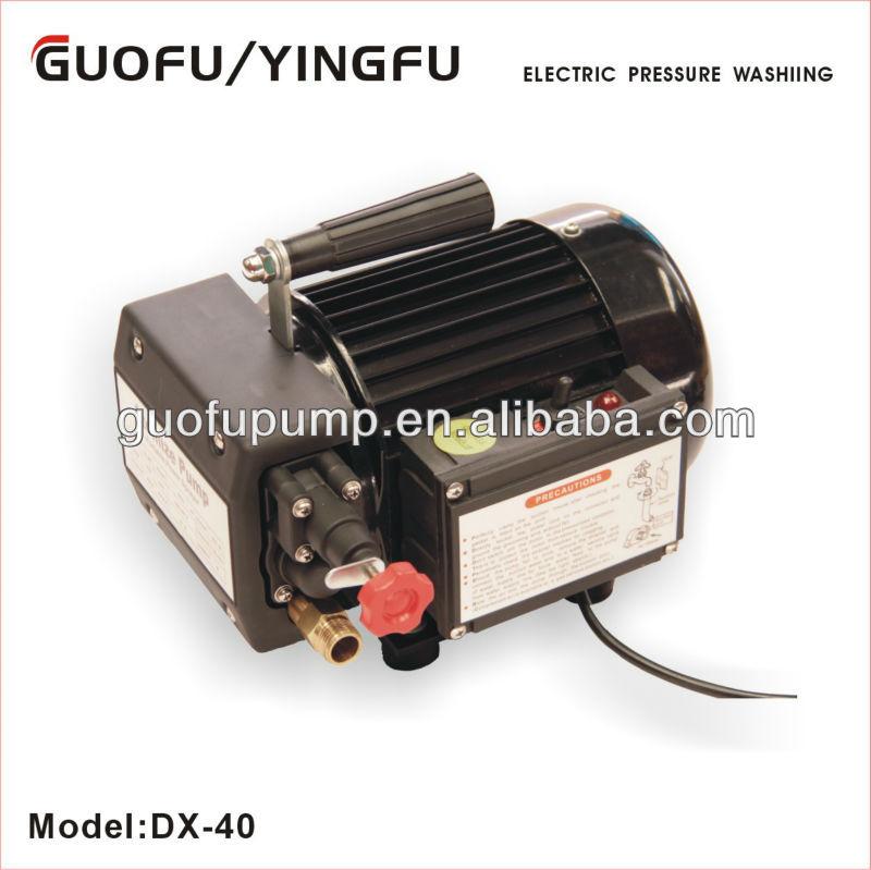 High Pressure Washer Dx-40 - Buy Pressure Washer,Car Wash Machine ...