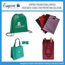 Promotional Foldable Custom PP Nonwoven Bag/Non Woven Bag/Non-woven Bag with Heat Transfer Printing