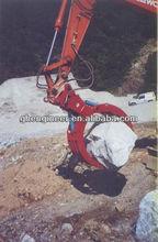 hydraulic wood grapple