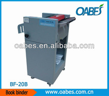 High speed and quality automatic paper staple machine BF-20B manual paper binding machine paper binding and folding machine