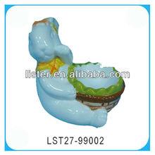 Ceramic Rabbit Shape Easter Day Gift