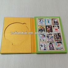 CD DVD fancy packaging boxes