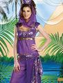 Swegal danza del vientre trajes, la india chica sexy vestido largo sgbdw45