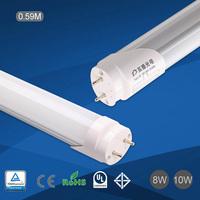 LED T8 8w 60cm aluminium profile hot jizz tube