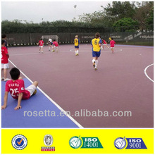 durable interlocking plastic tennis/basketball/futsal court flooring