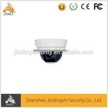 1080P Low light Vandal- proof CMOS Dome IP Camera JD-CD214BIP-MPC-TD