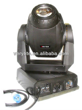 led moving head spot light 1500w pan and tilt motorized head