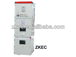 KYN28 withdrawable electrical switchgear power cubicle