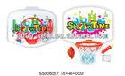 Cheapest Price mini basketball game kids basketball set