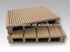Plastic wood Composite Terrace/ Garden DIY Tile decking