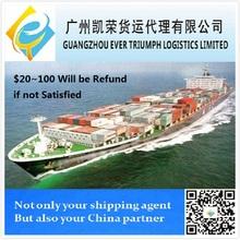 FCL Sea Freight from Shanghai/Guangzhou/Hongkong to Toronto,Canada
