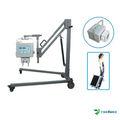 4kw alta freqüência médica máquina de raio-x mobile