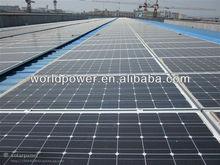 350W 500W 1KW Mono Solar Panel 12v