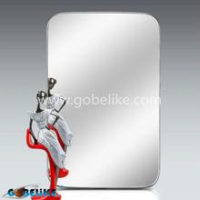 Mirror lcd anti glare film for Samsung N5100