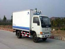 Refrigerated Van Trucks 4*2 Diesel Engine used hino diesel engines