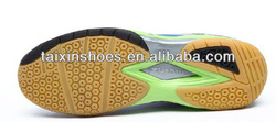 hot! 2014 new badminton shoes high quality tennis sports shoes made in china