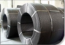cable industry used good quality of galvanized steel stranded wire in china