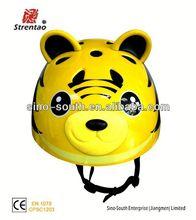 cute and novelty comfortable helmet kids dirt bike helmet