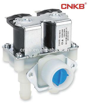 washing machine water inlet valve and solenoid control valve
