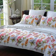 Microfiber quilt/bedding set/bedspread