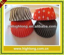 Hybrid paper cup cake.