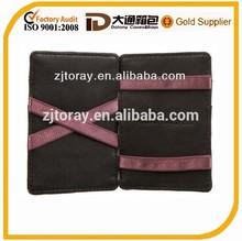 Leahter magic wallet PU magic wallet PVC magic wallet