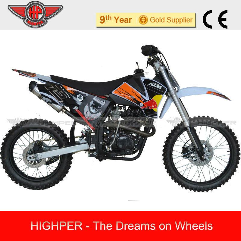 Cheap 150cc 200cc 250cc Moto Bicycle Dirt Bike with CE