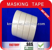 Yiwu Adhesive Masking Tape car painting,adhesive crepe tape for Brazil