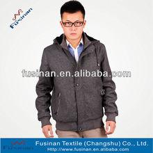 2012 men's new style single face jacket