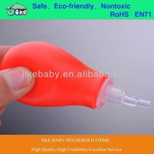 manual vacuum aspirator for baby nasal suction device
