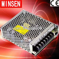 CE standard 5v 12v dual switch power supply 5v 12v 30w 50w 60w 100w 120w 200w