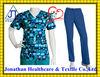 New Collection!Lady's nurse scrubs/ medical scrub suits/ hospital uniform manufacturer