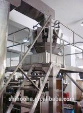 grain/peanut/pistachio/cashew/shrimp/chips electronic scale packing machine (CE certificate)