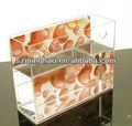 Pecera acrílica tamaño personalizado / acuario acrílico transparente