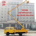 Mejor Dongfeng 10 - 26 m cesta de la grúa camión